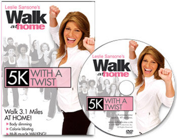 Leslie Sansone Walk at Home: 5K With a Twist free download