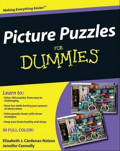 Cardenas-Nelson, Jennifer Connolly, Picture Puzzles For Dummies free download