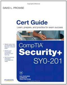 CompTIA Security  SYO-201 Cert Guide free download