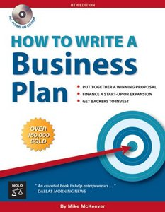 How to Write a Business Plan, 8th edition free download