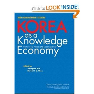 Korea As a Knowledge Economy free download