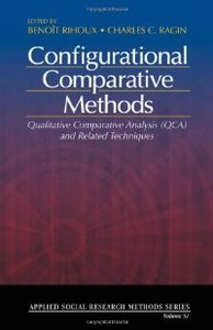 Configurational Comparative Methods: Qualitative Comparative Analysis (QCA) and Related Techniques free download