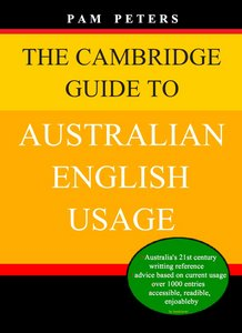 The Cambridge Guide to Australian English Usage, 2 edition free download