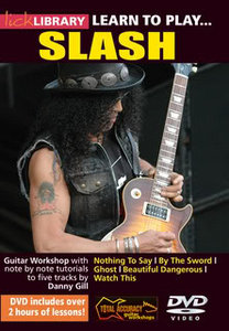 Lick Library Learn To Play - Slash by Danny Gill free download