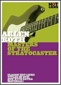 Arlen Roth - Masters of the Stratocaster (2006) free download