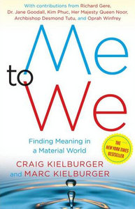 Me to We : Finding Meaning in a Material World free download