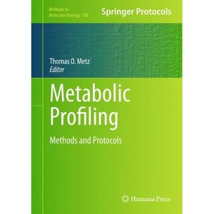 Metabolic Profiling: Methods and Protocols (Methods in Molecular Biology) free download