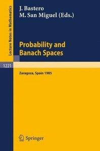 Probability and Banach Spaces free download
