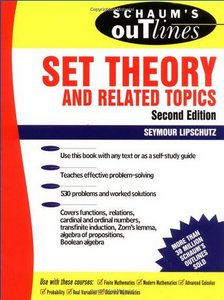Schaum's Outline of Set Theory and Related Topics free download