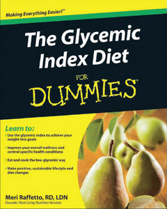 The Glycemic Index Diet For Dummies free download