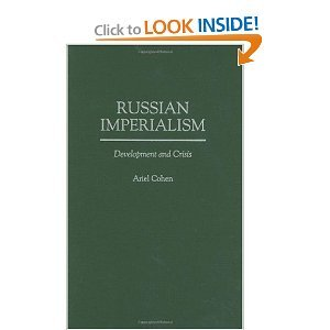 Russian Imperialism: Development and Crisis free download