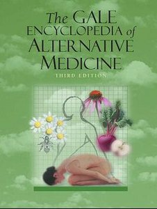 The Gale Encyclopedia of Alternative Medicine free download