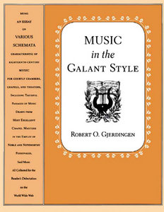 Music in the Galant Style free download
