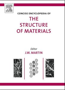 J. W. Martin, Concise Encyclopedia of the Structure of Materials free download