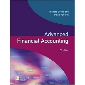Advanced Financial Accounting [RE-POST] free download