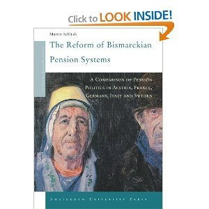 The Reform of Bismarckian Pension Systems free download