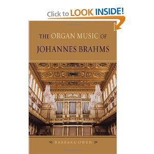 The Organ Music of Johannes Brahms free download
