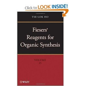 Fiesers' Reagents for Organic Synthesis (Volume 25) free download