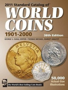 2011 Standard Catalog of World Coins 1901-2000 free download