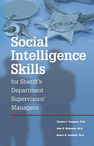 Social Intelligence Skills for Sheriff's Department Supervisors/Managers free download