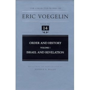 Order and History (Volume 1): Israel and Revelation free download