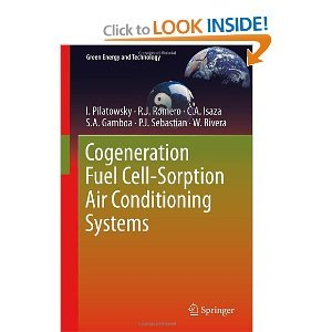 Cogeneration Fuel Cell-Sorption Air Conditioning System free download