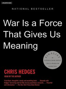 War Is a Force That Gives Us Meaning free download