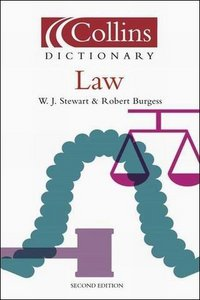 Collins Dictionary of Law free download