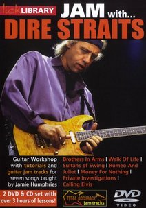 Lick Library - Jam With Dire Straits (2010) free download