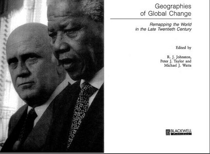 R. J. Johnston, Peter J. Taylor, Geographies of Global Change: Remapping the World in the Late Twentieth Century free download