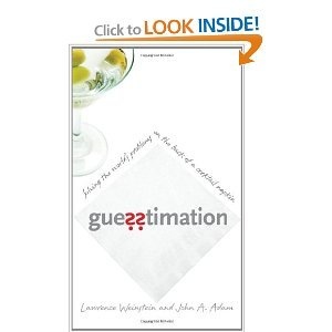 Guesstimation: Solving the World's Problems on the Back of a Cocktail Napkin free download