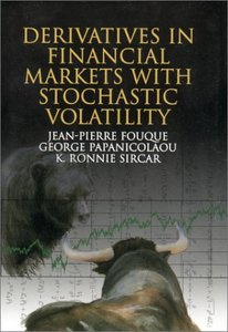Derivatives in Financial Markets with Stochastic Volatility free download