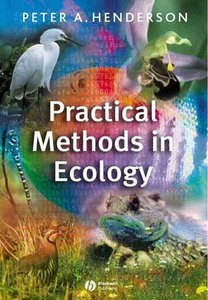 Practical Methods in Ecology free download