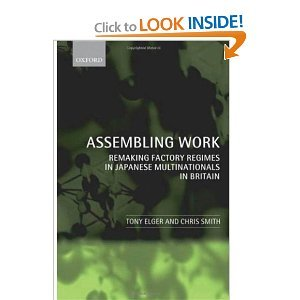 Assembling Work free download
