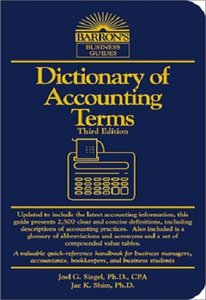 accounting dictionary free download pdf