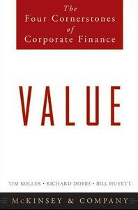 Value: The Four Cornerstones of Corporate Finance free download