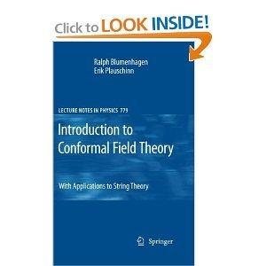 Introduction to Conformal Field Theory: With Applications to String Theory free download