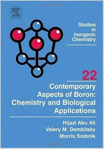 Contemporary Aspects of Boron: Chemistry and Biological Applications free download