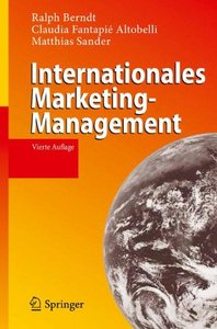 Internationales Marketing-Management free download