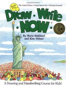 Draw Write Now, Book 5: The United States, from Sea to Sea, Moving Forward free download