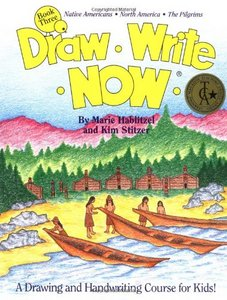 Draw Write Now, Book 3: Native Americans, North America, Pilgrims free download