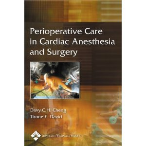 Perioperative Care in Cardiac Anesthesia and Surgery free download