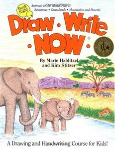 Draw Write Now, Book 8: Animals of the World, Dry Land Animals free download