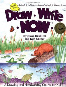 Draw Write Now, Book 6: Animals Habitats -- On Land, Pondamp; Rivers, Oceans free download