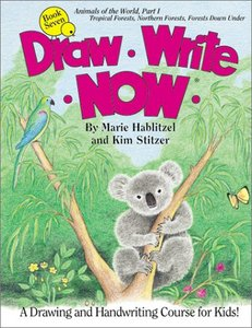 Draw Write Now, Book 7: Animals of the World, Forest Animals free download