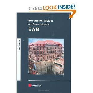 Recommendations on Excavations free download