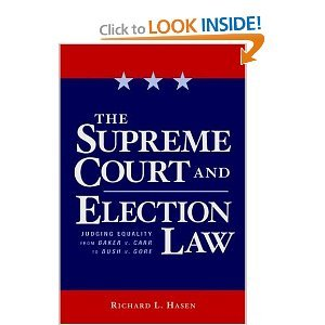 The Supreme Court and Election Law free download