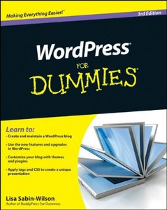 WordPress For Dummies free download