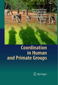 Coordination in Human and Primate Groups free download