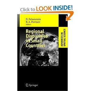 Regional Disparities in Small Countries free download